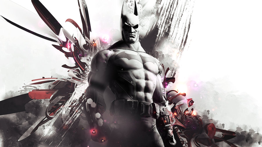 Batman Arkham City   Batman Wallpaper by TheSyanArt 900x506
