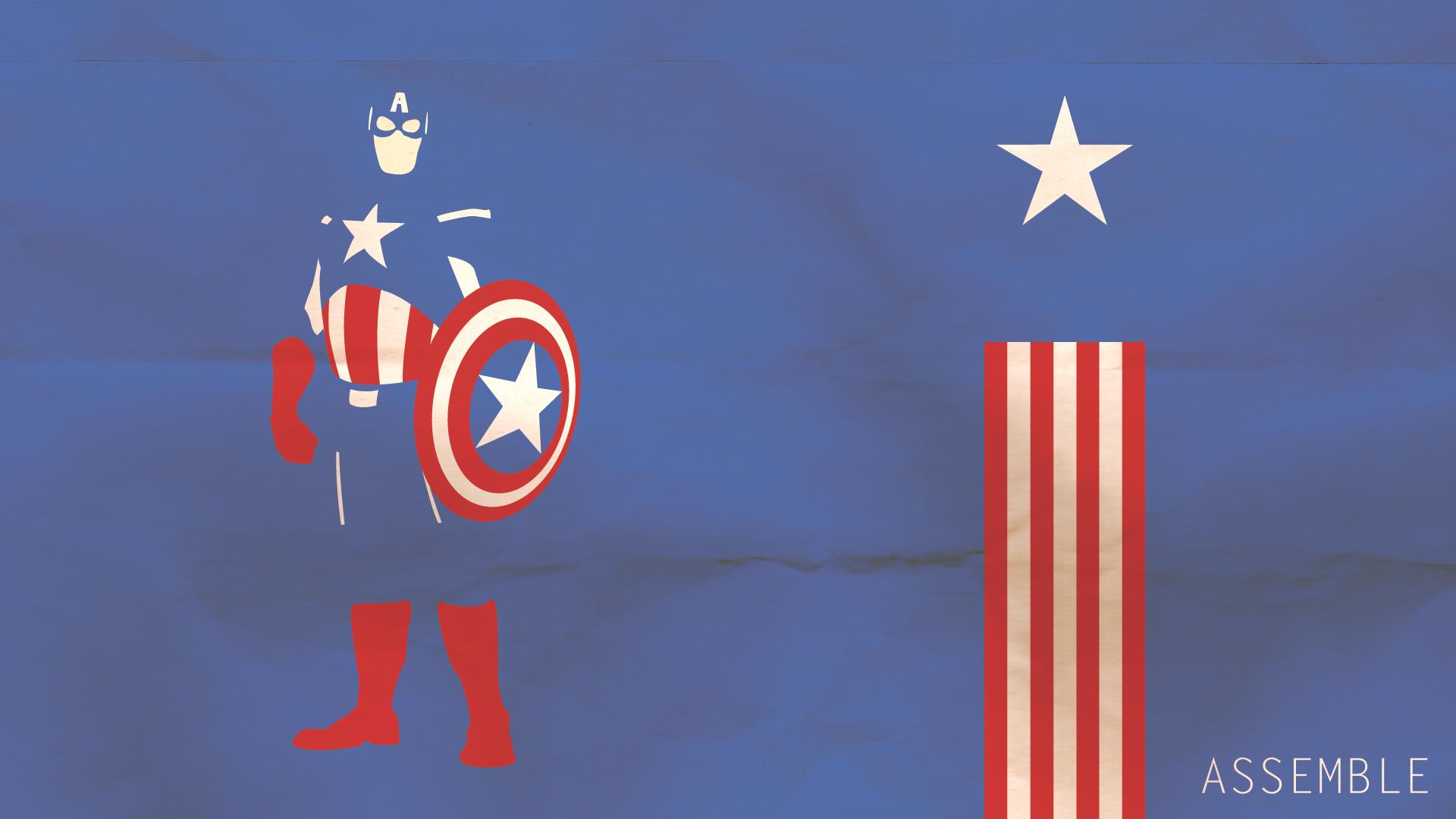 35 Captain America Wallpaper for Desktop 1920x1080