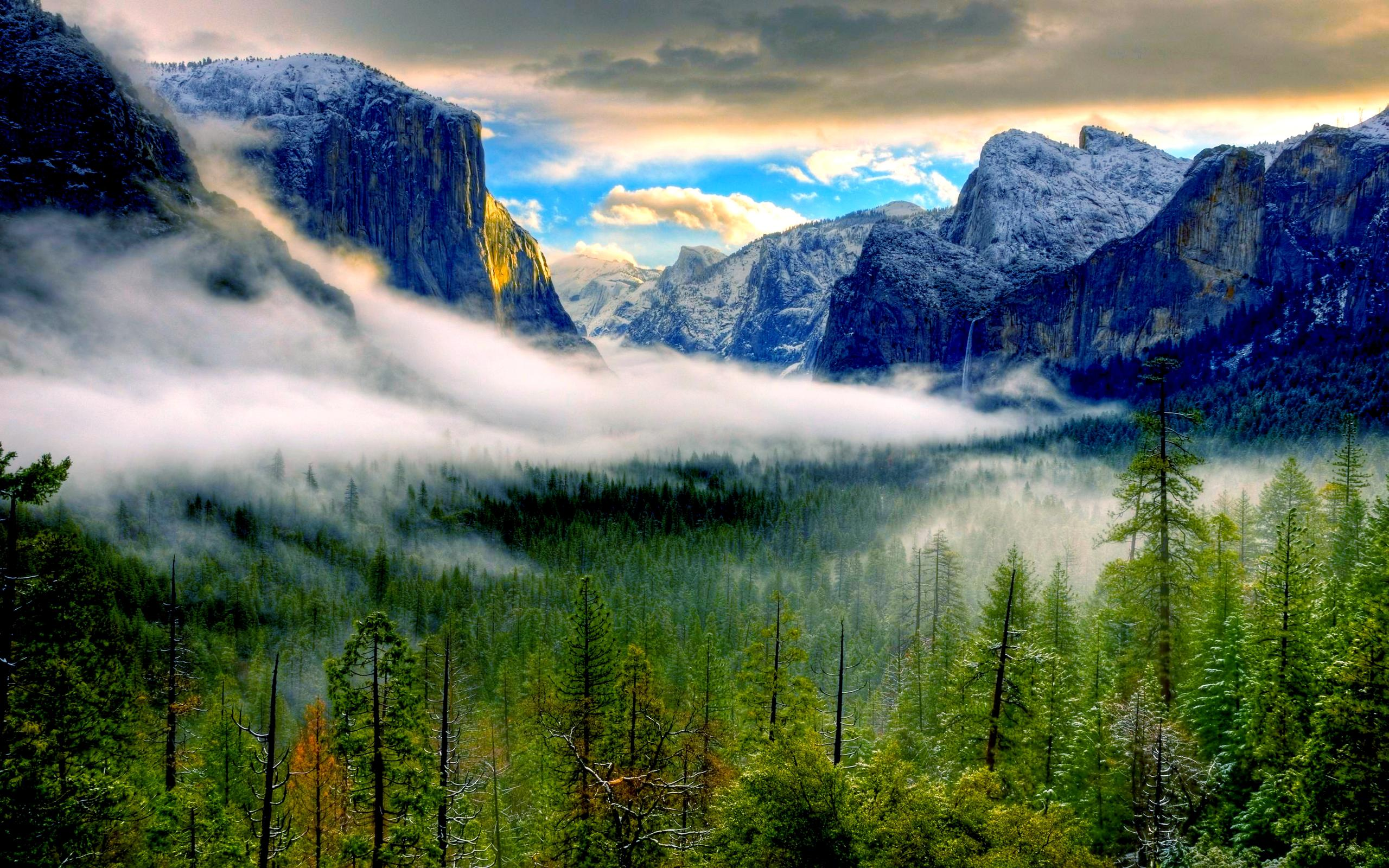 yosemite el capitan Hd Wallpapers 2560x1600