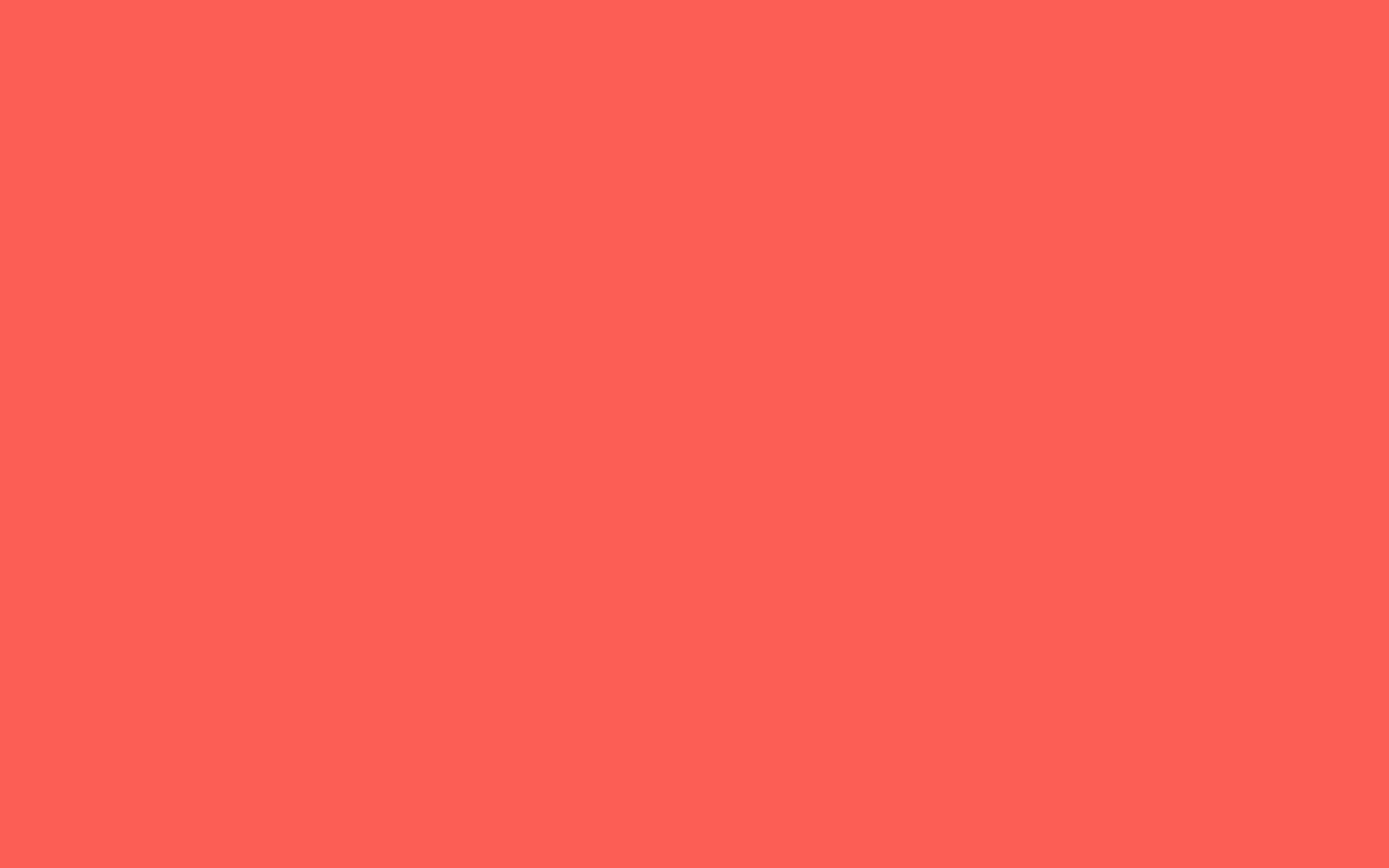 Neon Orange Color Background Neon orange co 2560x1600