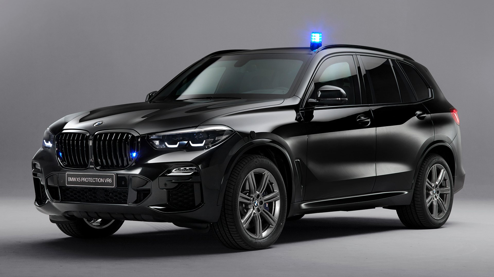 2019 BMW X5 Protection VR6 HD Wallpaper Background Image 1920x1080