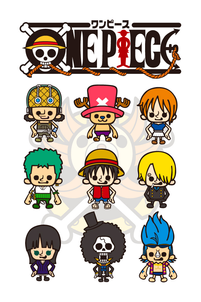 Free Download Onepiece Iphone 4 Wallpaper Hd Wallpapers