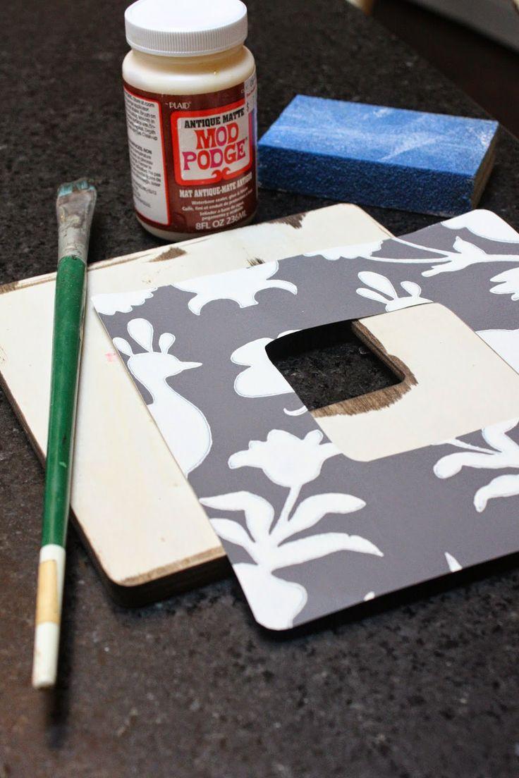 Craft using wallpaper sample 736x1104