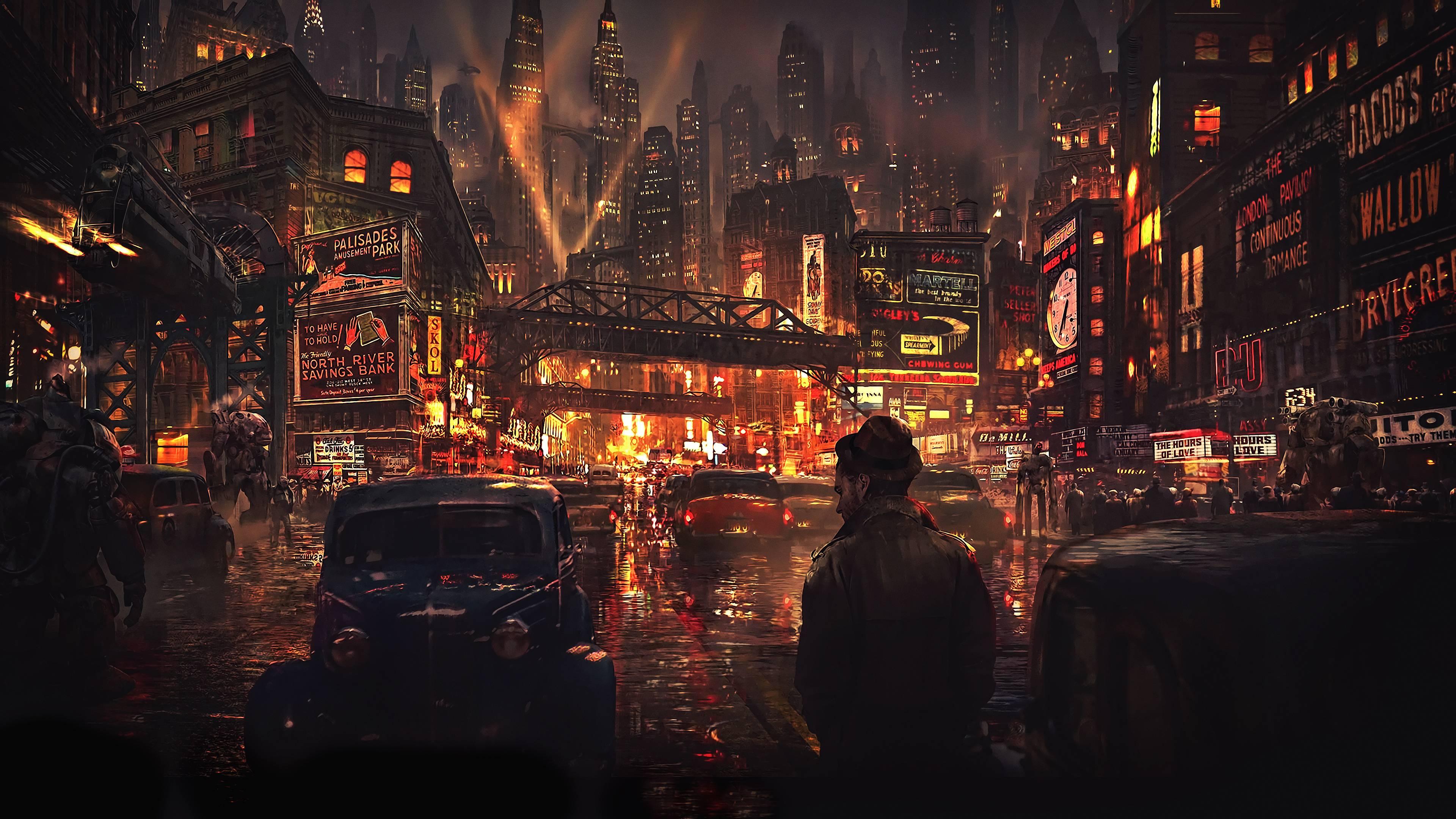 Dystopian Wallpaper Dump   Album on Imgur 3840x2160
