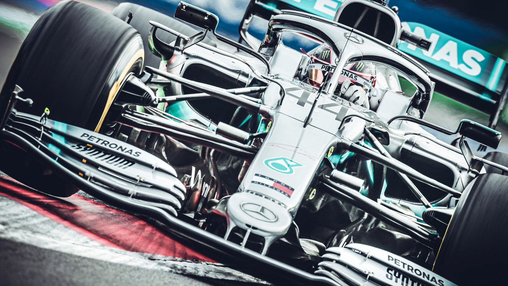 Wallpapers by Mercedes AMG Petronas Motorsport 1680x946