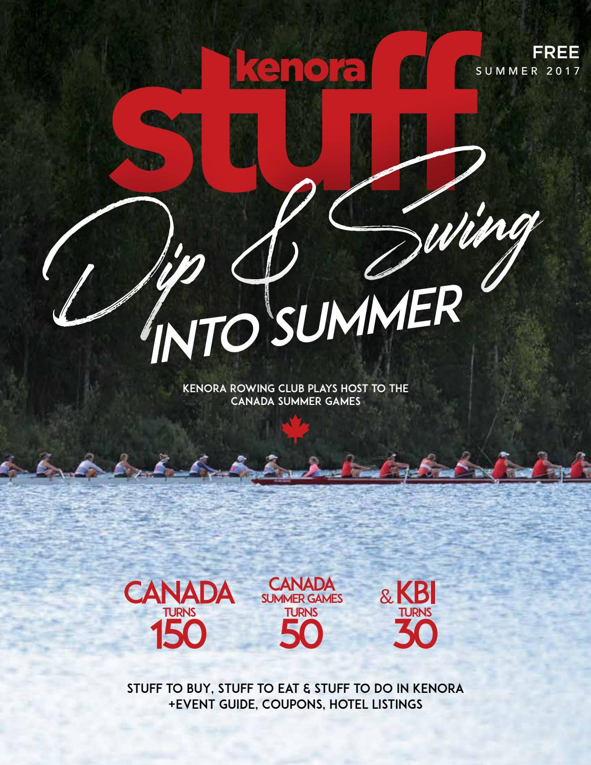 Kenora Stuff Summer 2017 by Mike Greaves   issuu 1156x1496