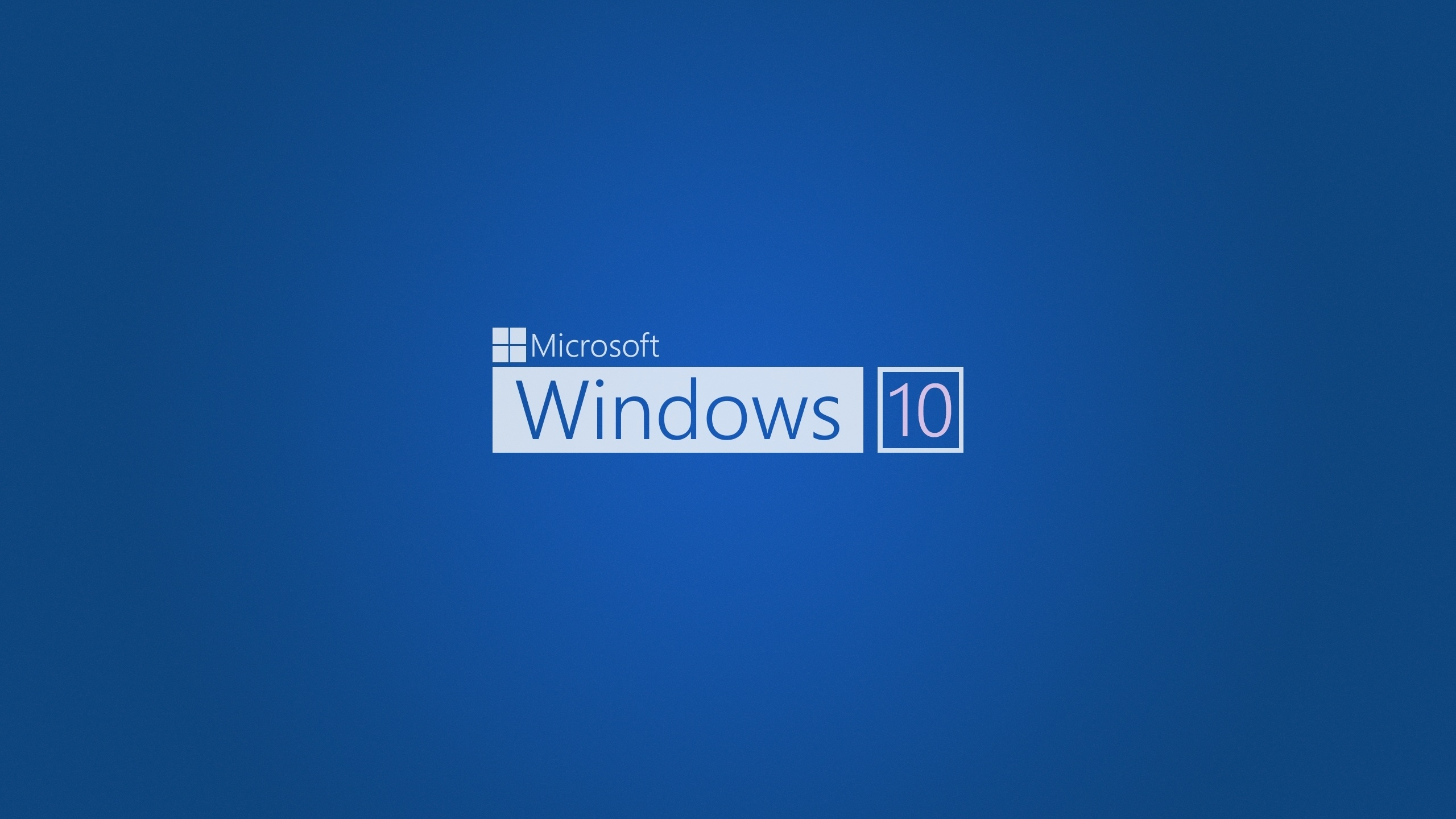 Blue Windows 10 2560 x 1440 Download Close 2560x1440