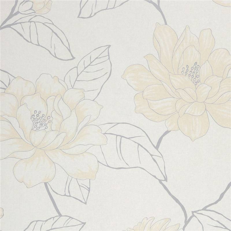 Cream Grey White   75013   Florine   Amilie   Harlequin Wallpaper 800x800