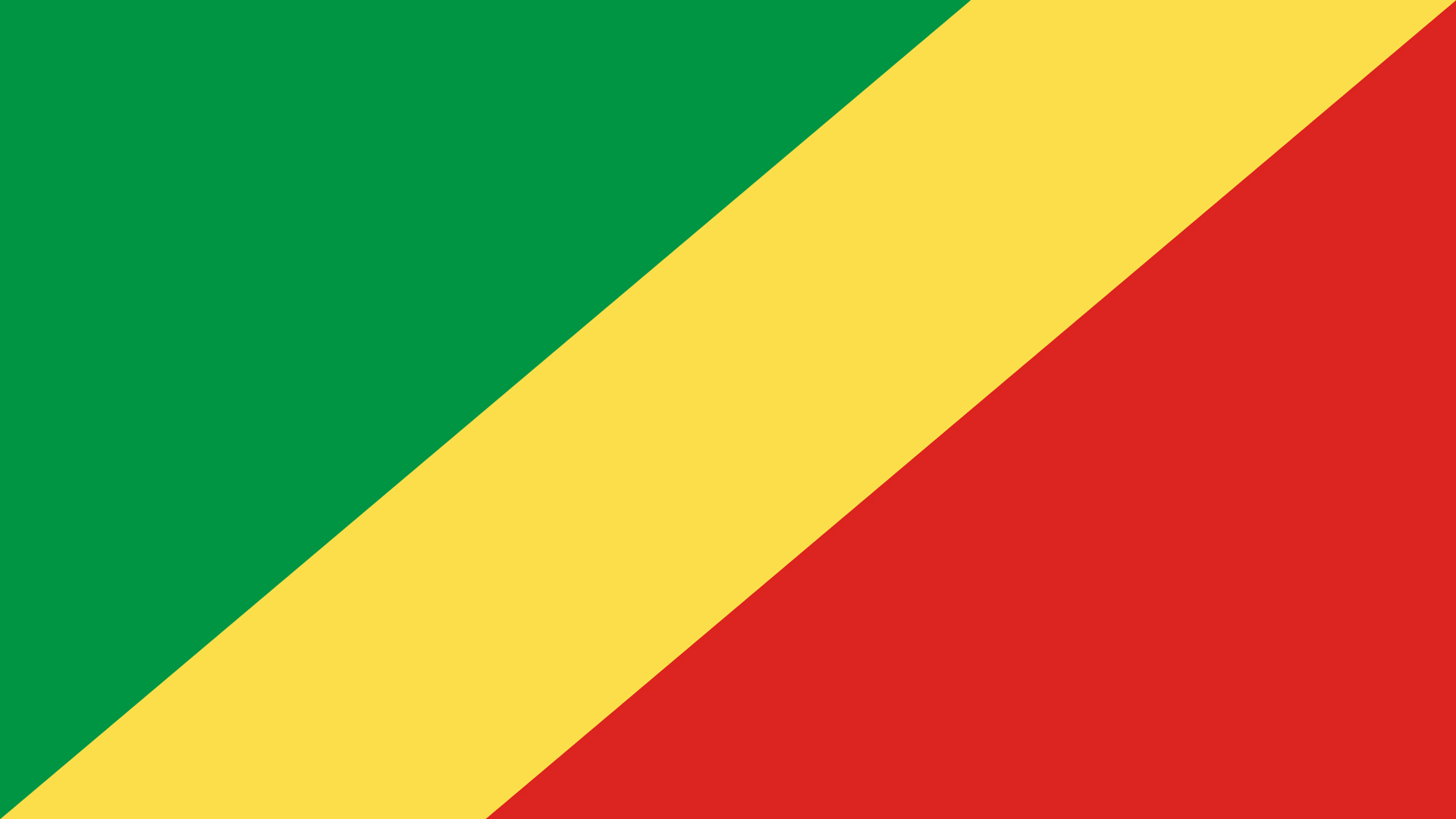 Congo Flag   Wallpaper High Definition High Quality 1920x1080