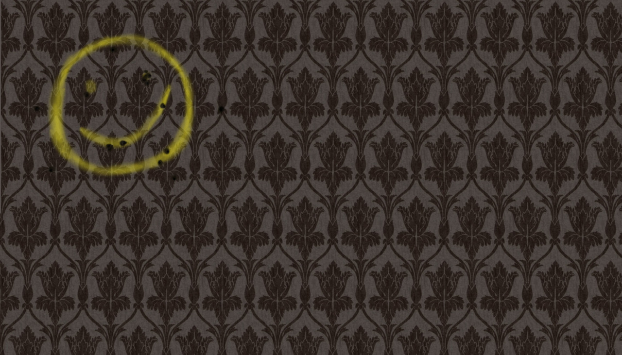 Bbc Sherlock Wallpaper Tumblr Bbc Sherlock Wallpaper Smiley Face 1280x731