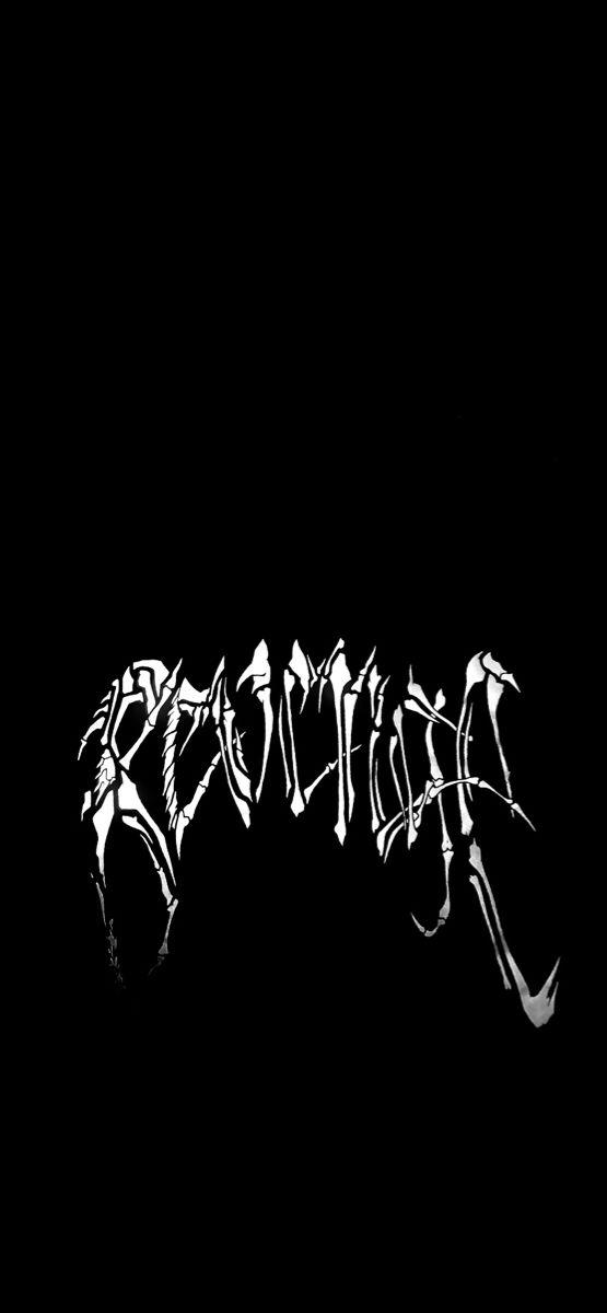 Revenge Gallery Bones Bones Hd wallpaper Calligraphy 555x1200