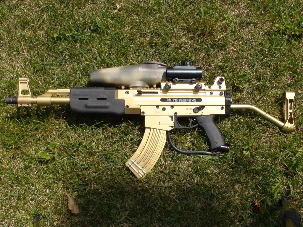 Gold AK47 1024x768