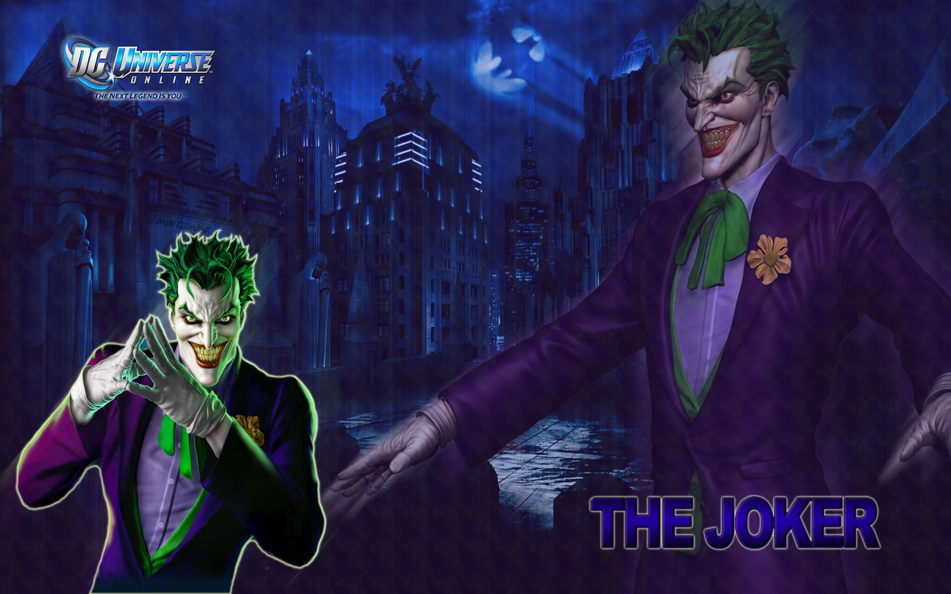 how to play dc universe online on pc