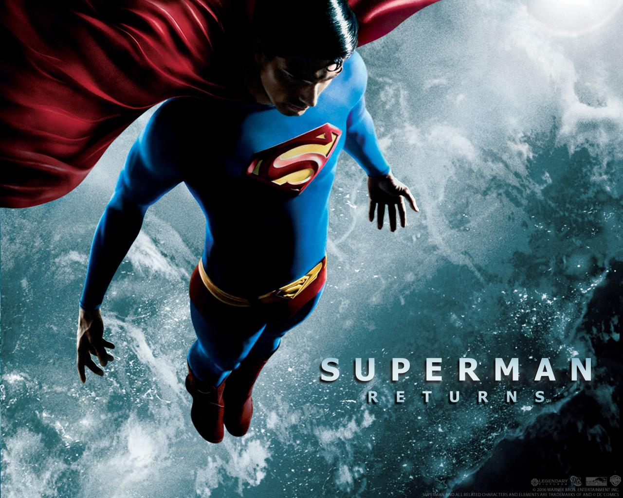 Cool Superman Wallpaper Cartoon Wallpapers 1280x1024
