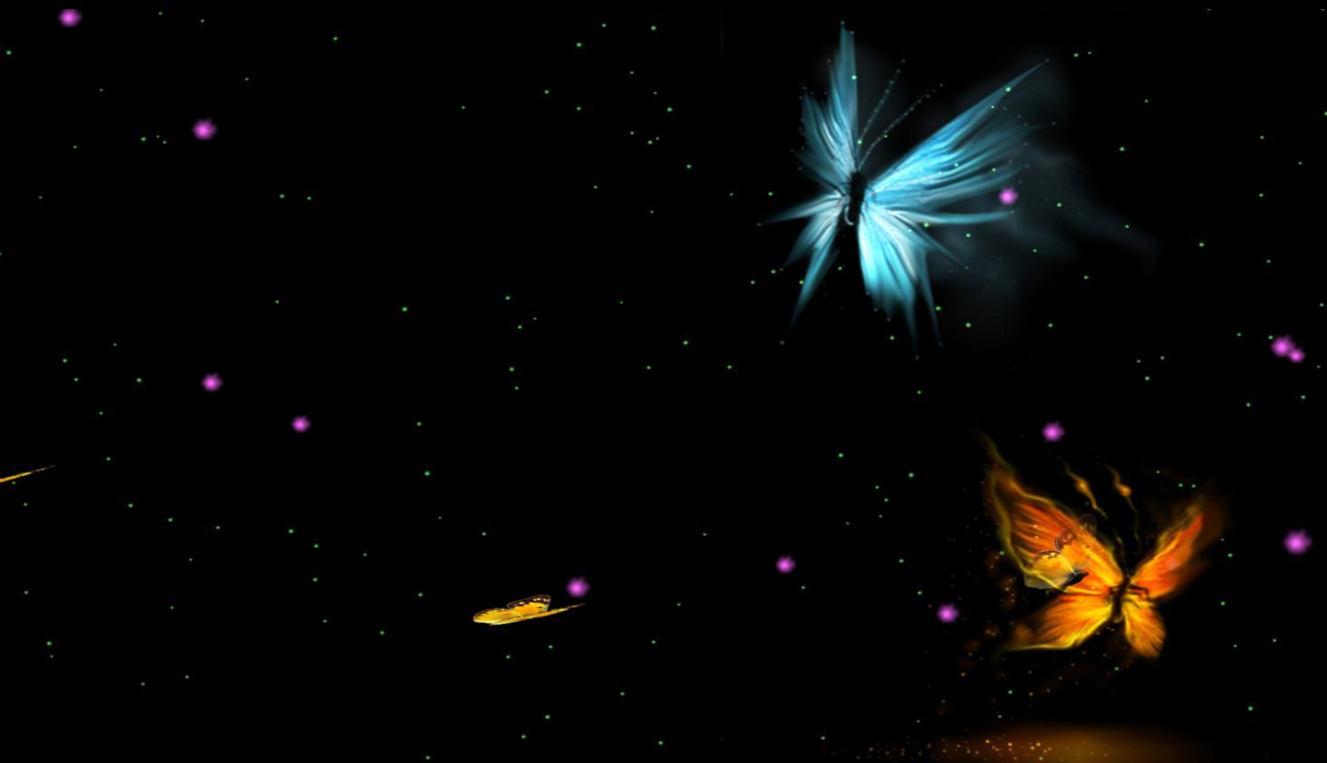 wallpaper download screensaver version fantastic butterfly screensaver 1465x843