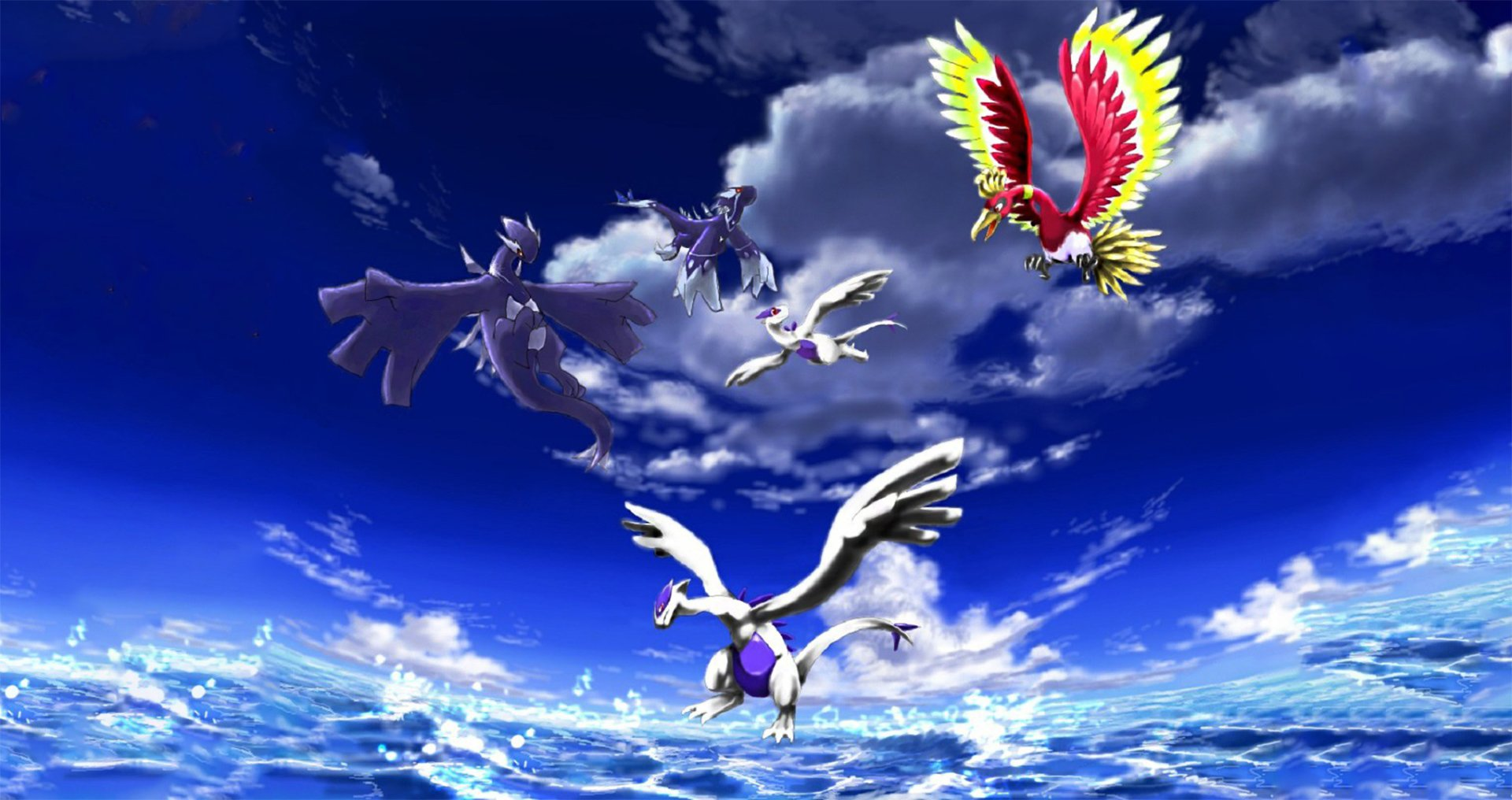 33 Ho oh Pokmon HD Wallpapers Background Images 1280x1000