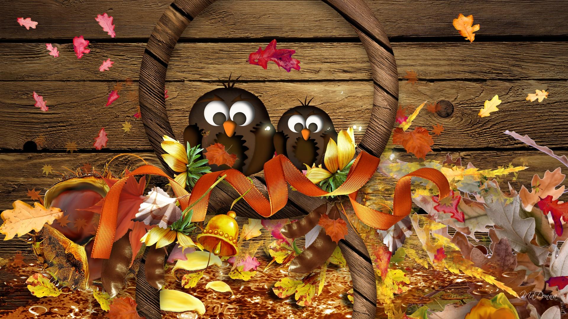 Thanksgiving Background Wallpapers WIN10 THEMES 1920x1080