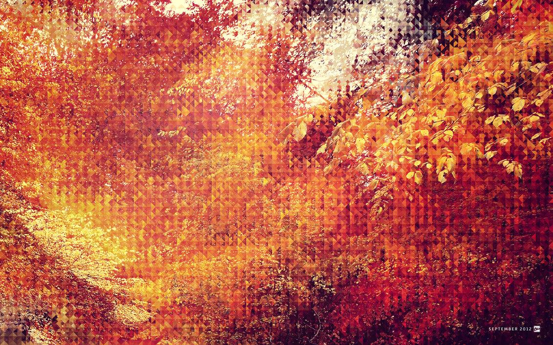 September Wallpaper by endosage 1131x707