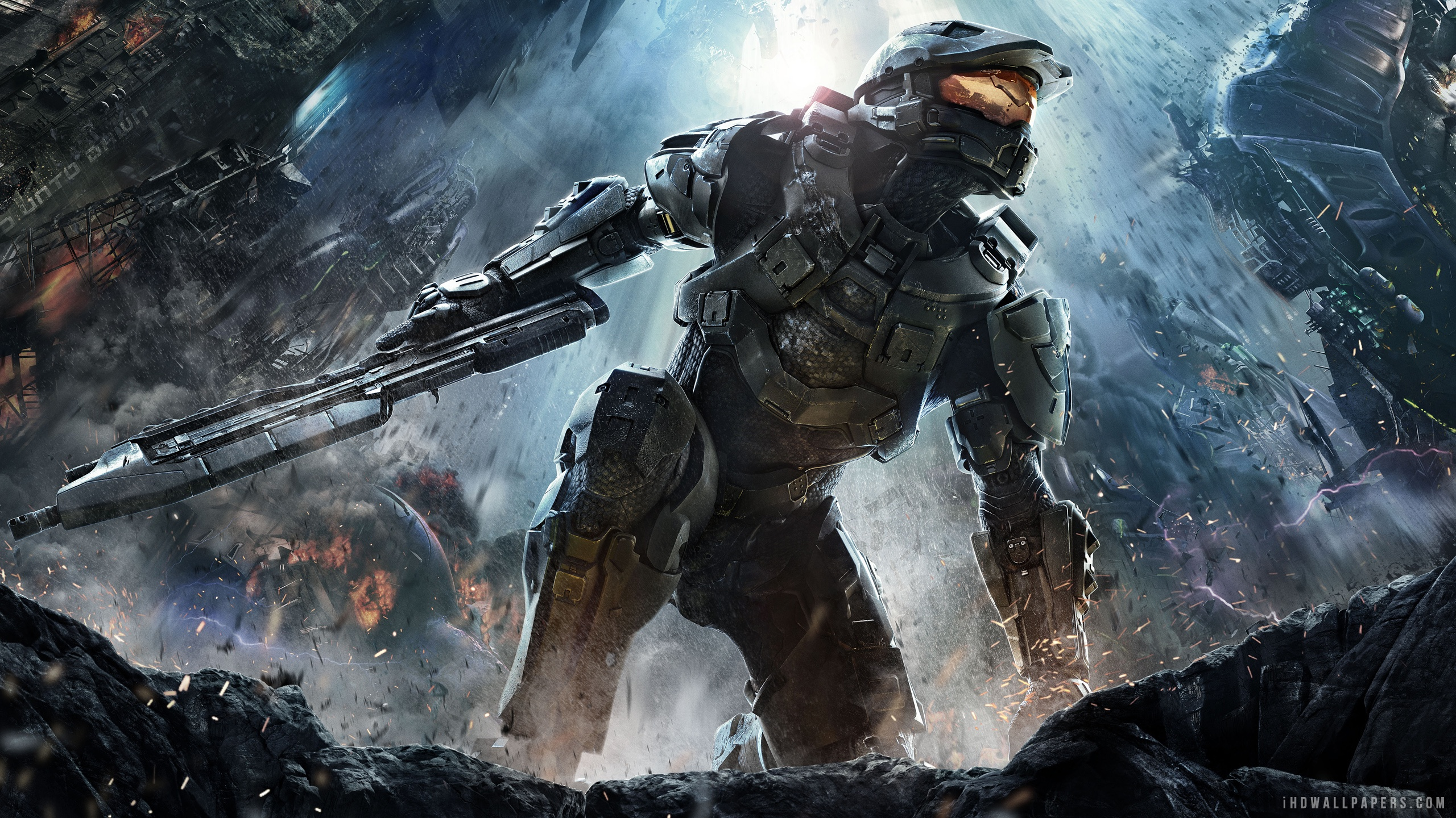 2012 Halo 4 Game HD Wallpaper   iHD Wallpapers 2560x1440