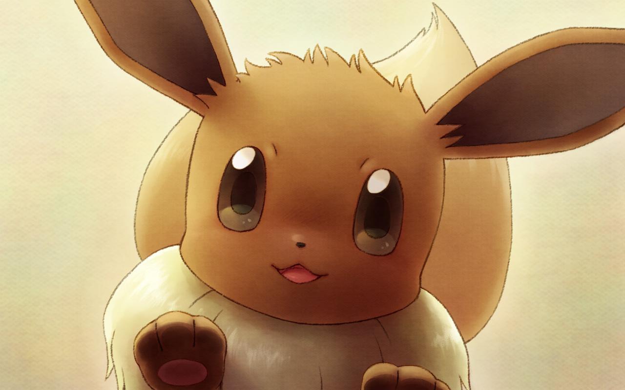 Pokemon Eevee Wallpapers 1280x800