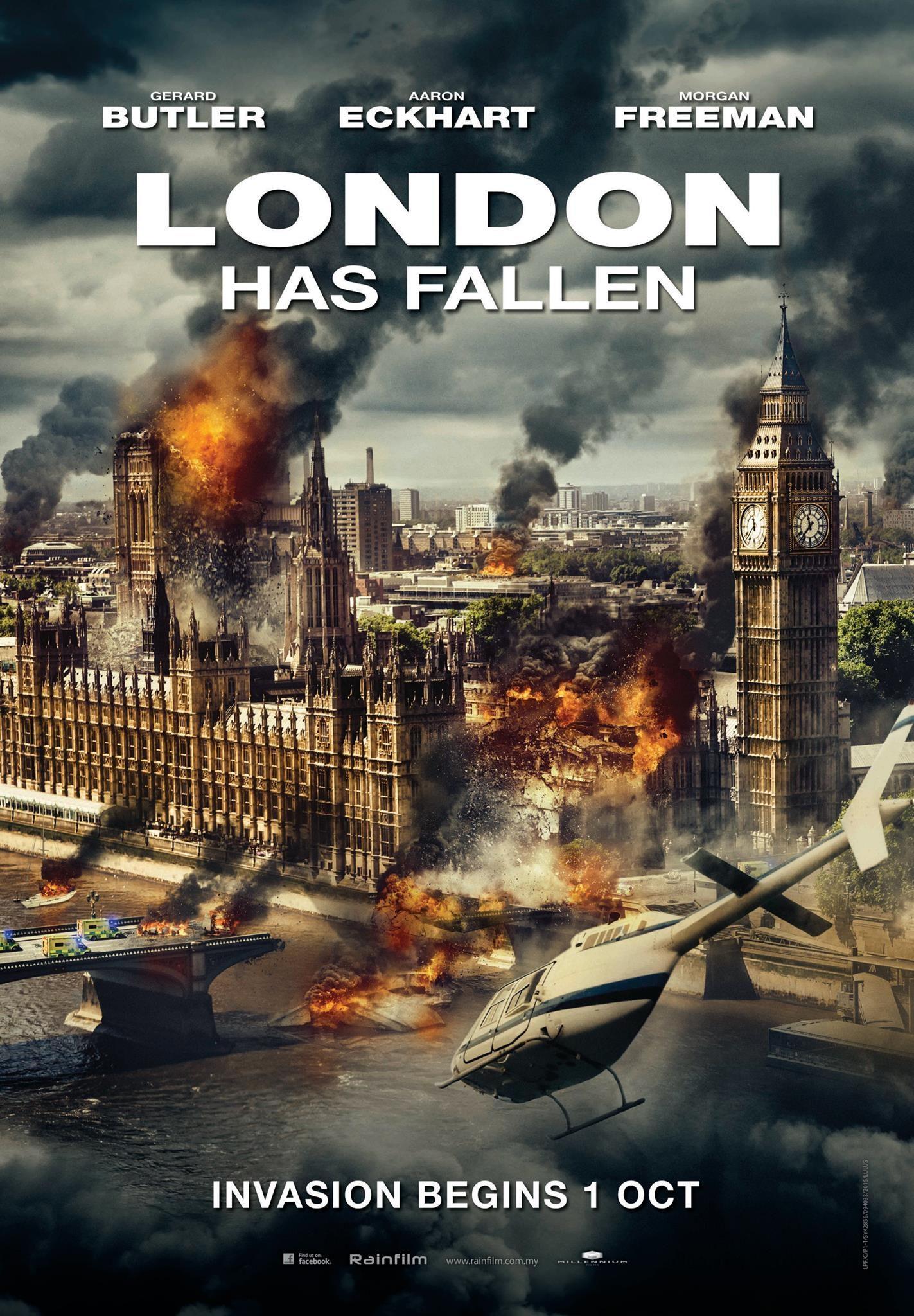 Fonds Dcran London Has Fallen   MaximumWallHD 1423x2048