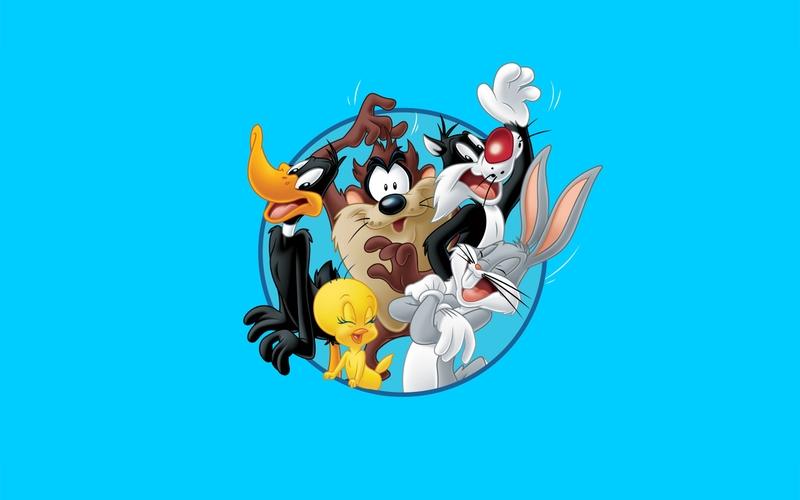bunny looney tunes daffy duck Animals Bugs HD Desktop Wallpaper 800x500