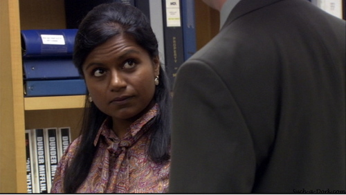 Mindy Kaling images The Office wallpaper and background 500x282