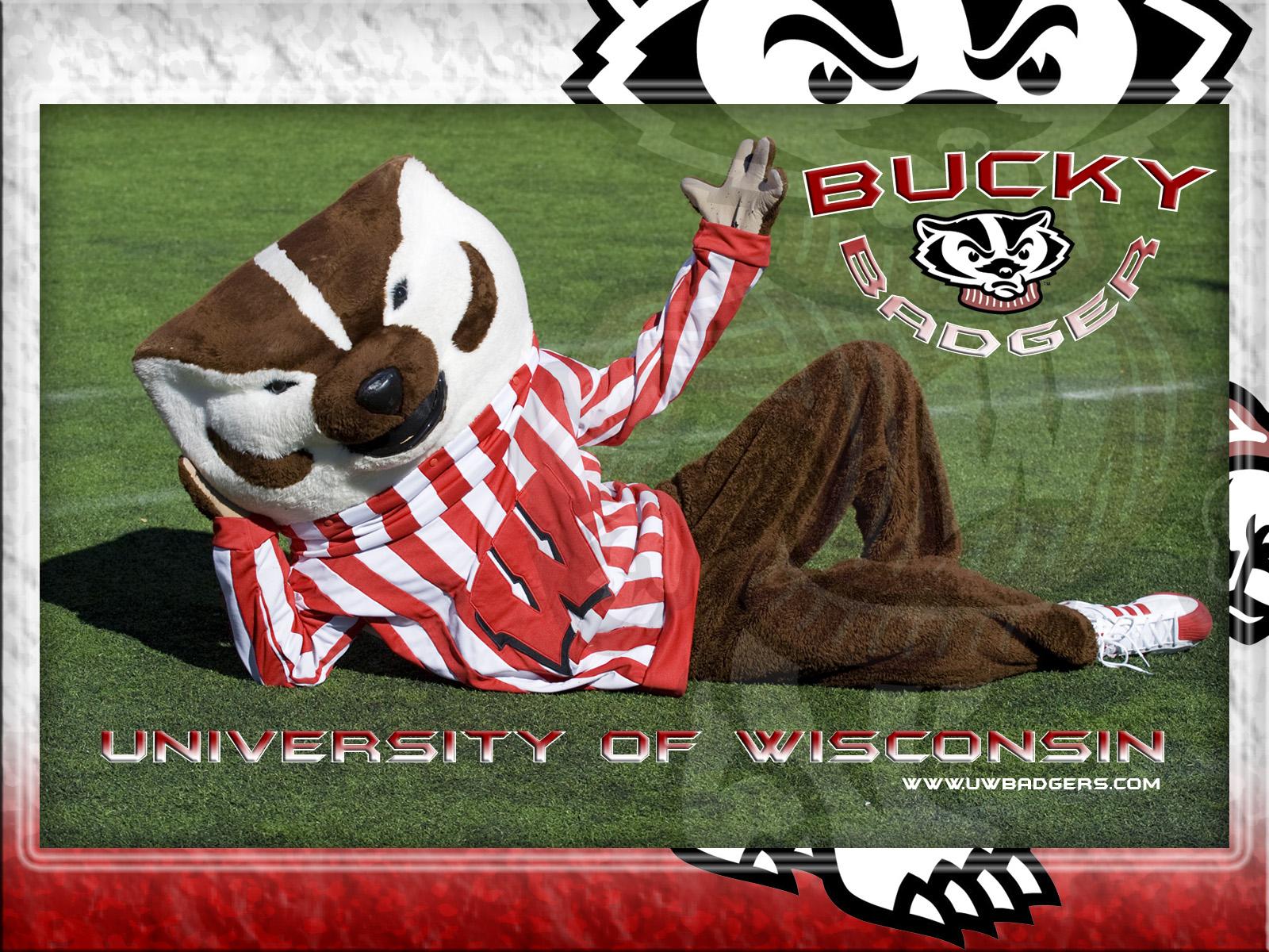wisconsin badgers desktop wallpaper wallpapersafari