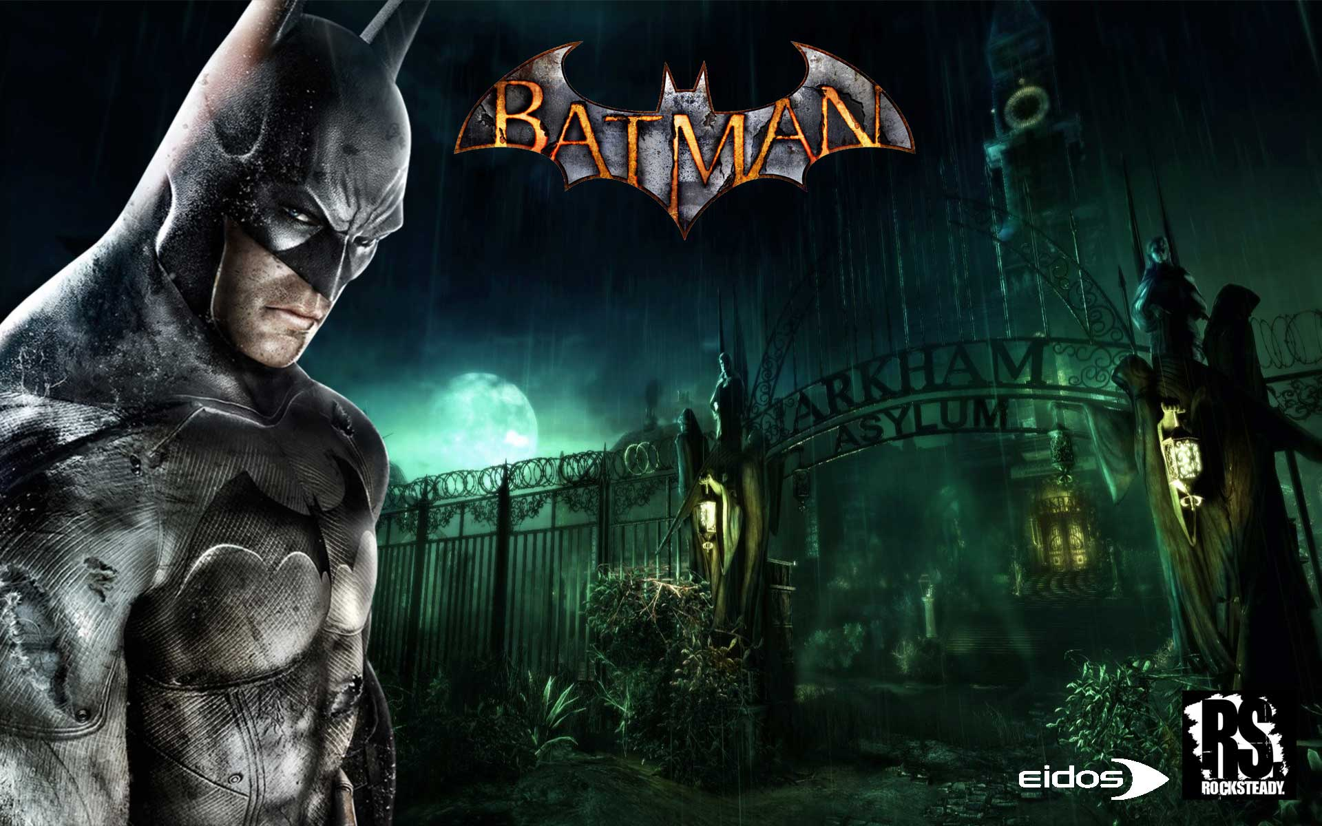 Batman Arkham Asylum Wallpapers 1920x1200