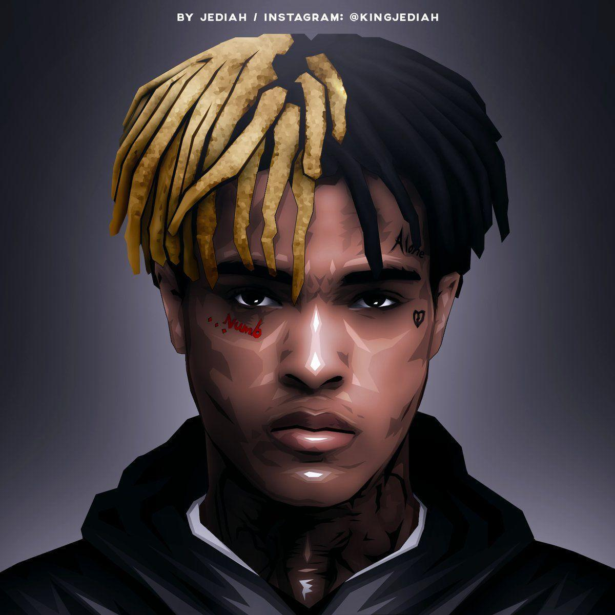 XXXTentacion Wallpapers 1200x1200