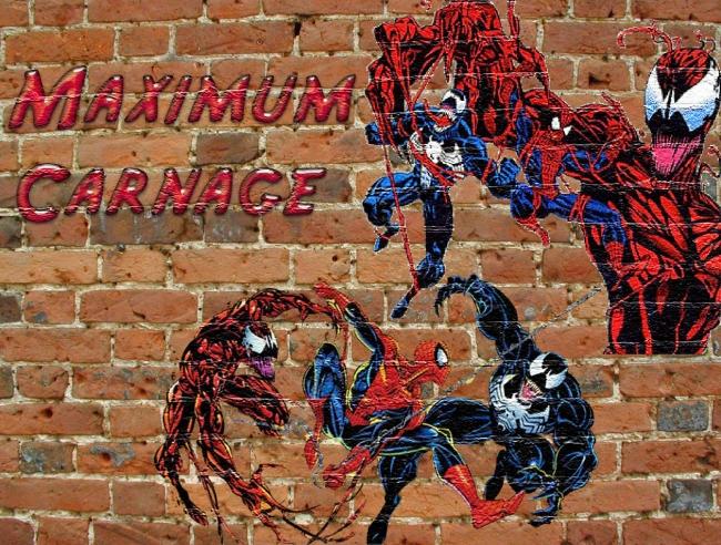 Maximum Carnage   Picture eBaums World 650x492