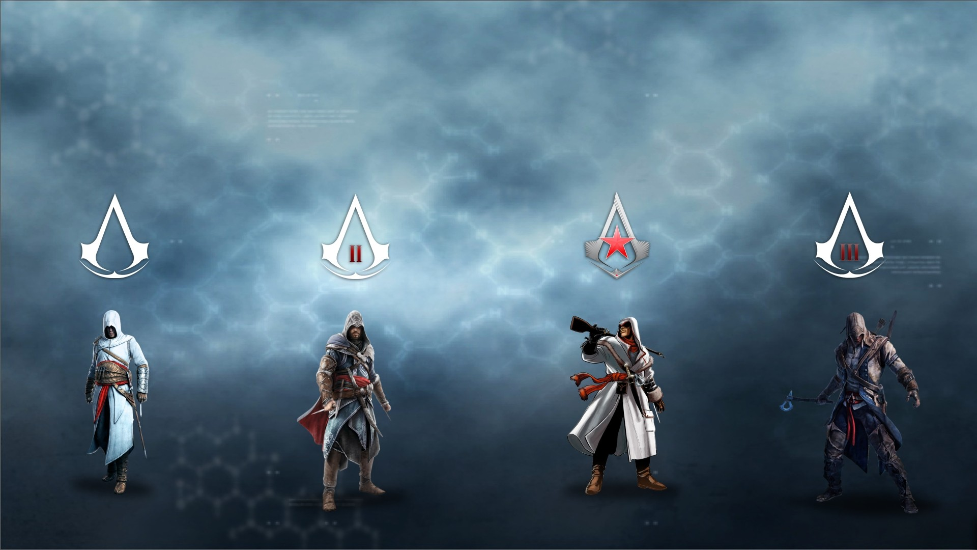Free Download Assassins Creed Computer Wallpapers Desktop