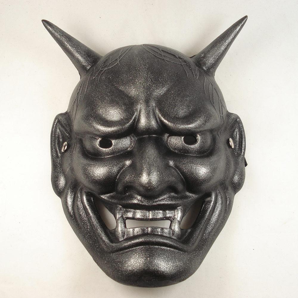49+ Oni Mask Wallpaper on WallpaperSafari