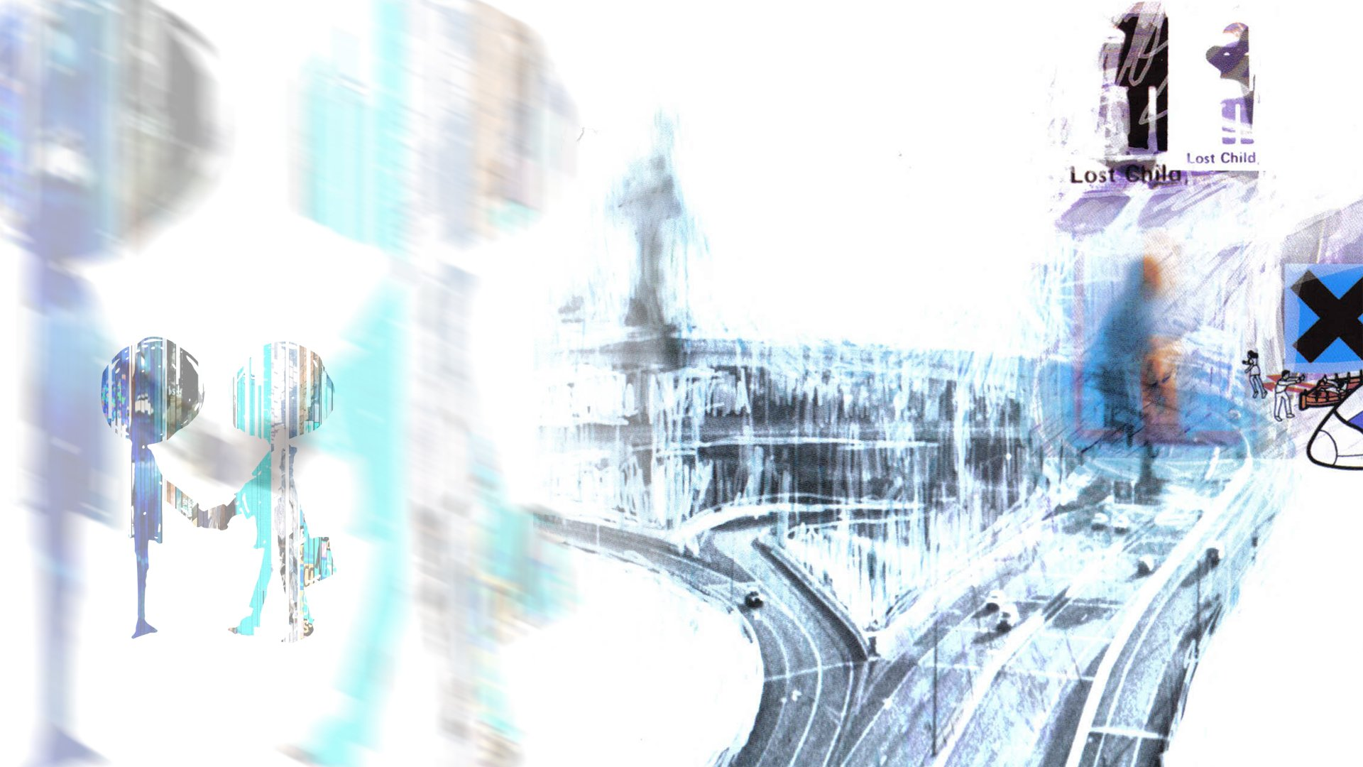 radiohead wallpaper full hd