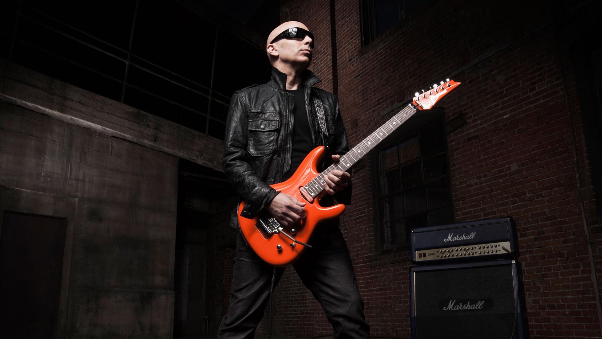 Joe Satriani backdrop wallpaper 1920x1080