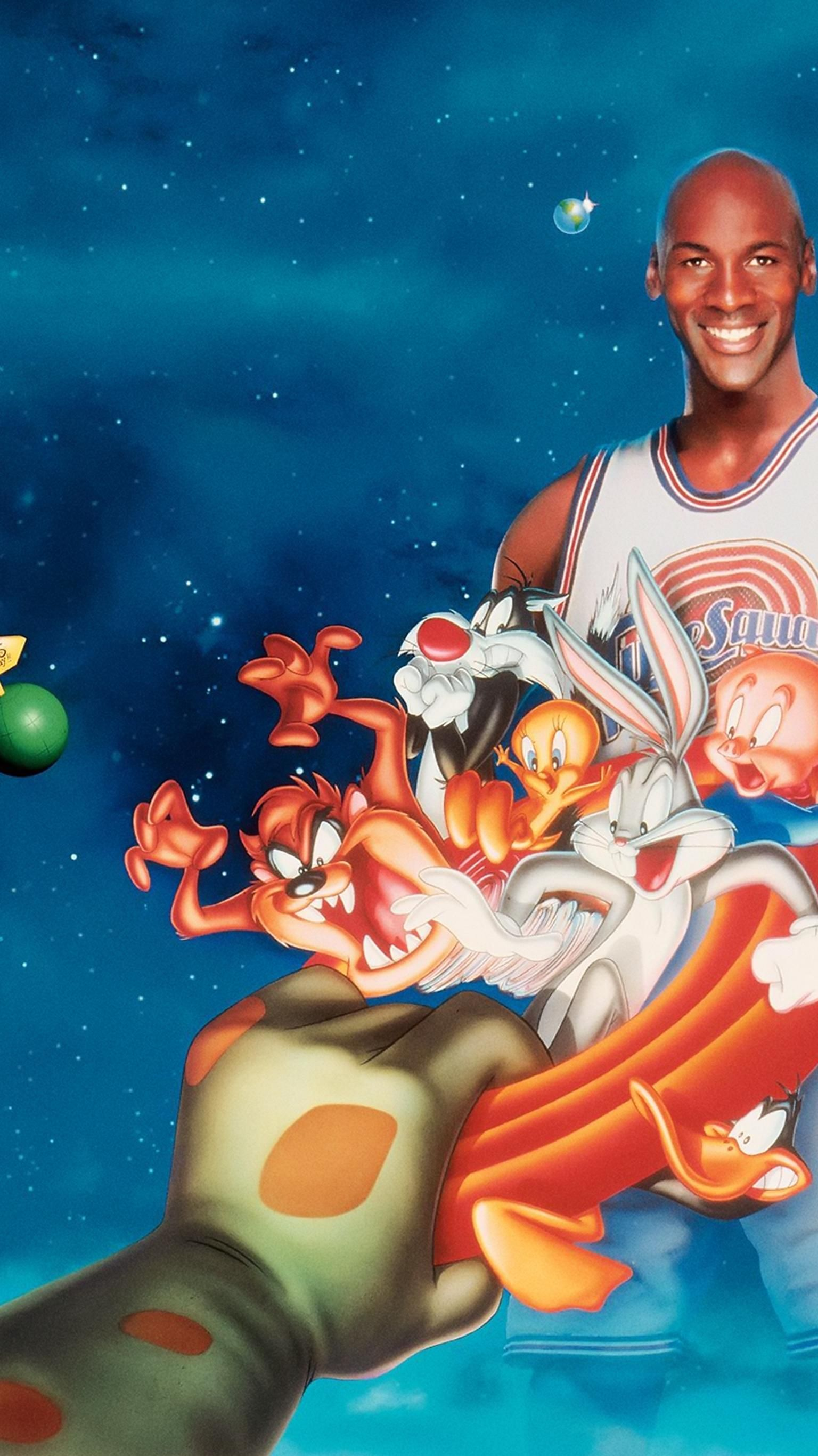 Space Jam Bugs Bunny Wallpaper Iphone 1536x2732