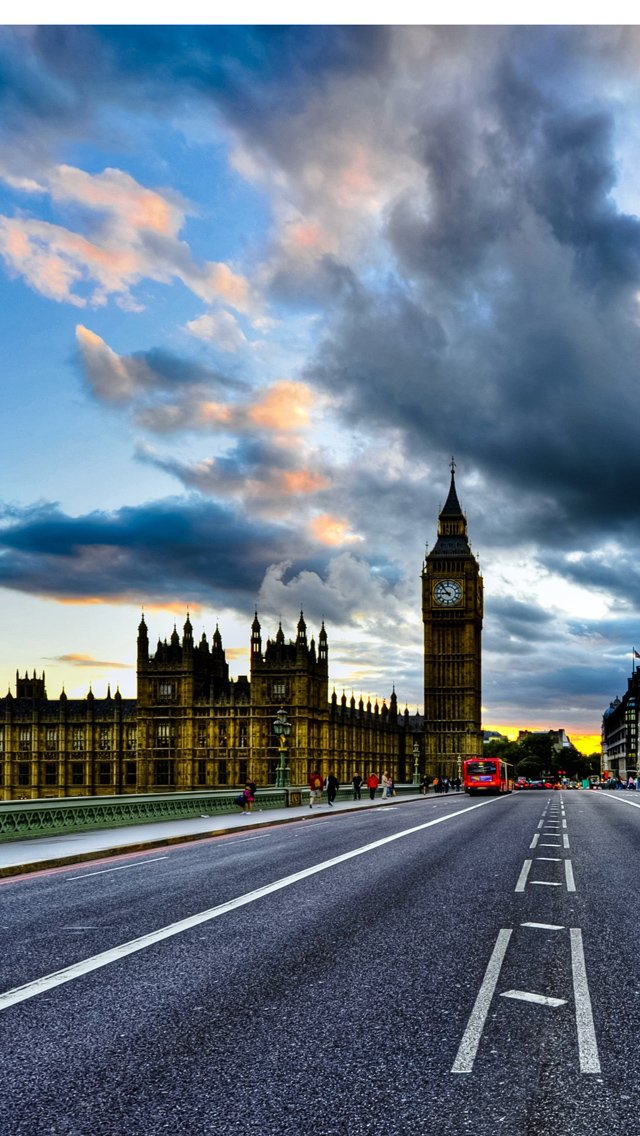 London City HD Wallpapers for iPhone 5s iPhone Wallpapers Site 640x1136