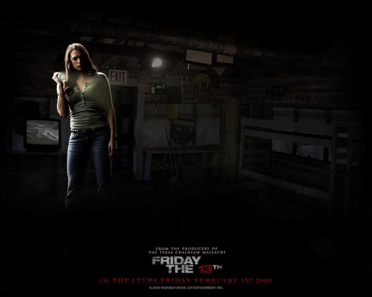 Free Download Friday The 13th Hd Wallpaper 27712 Hq Desktop