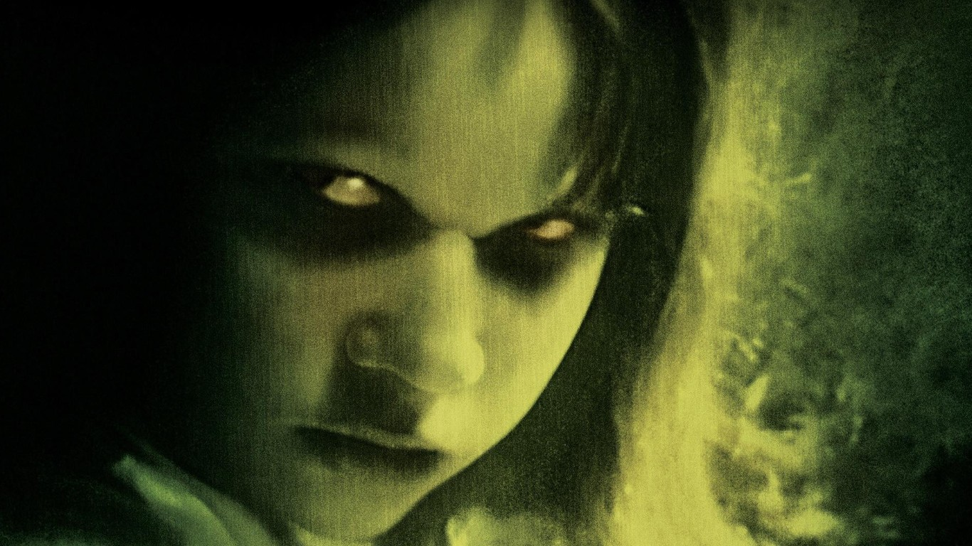 the exorcist Computer Wallpapers Desktop Backgrounds 1366x768 ID 1366x768