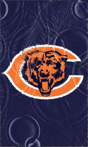 View bigger   Chicago Bears Water Wallpaper for Android screenshot 307x512