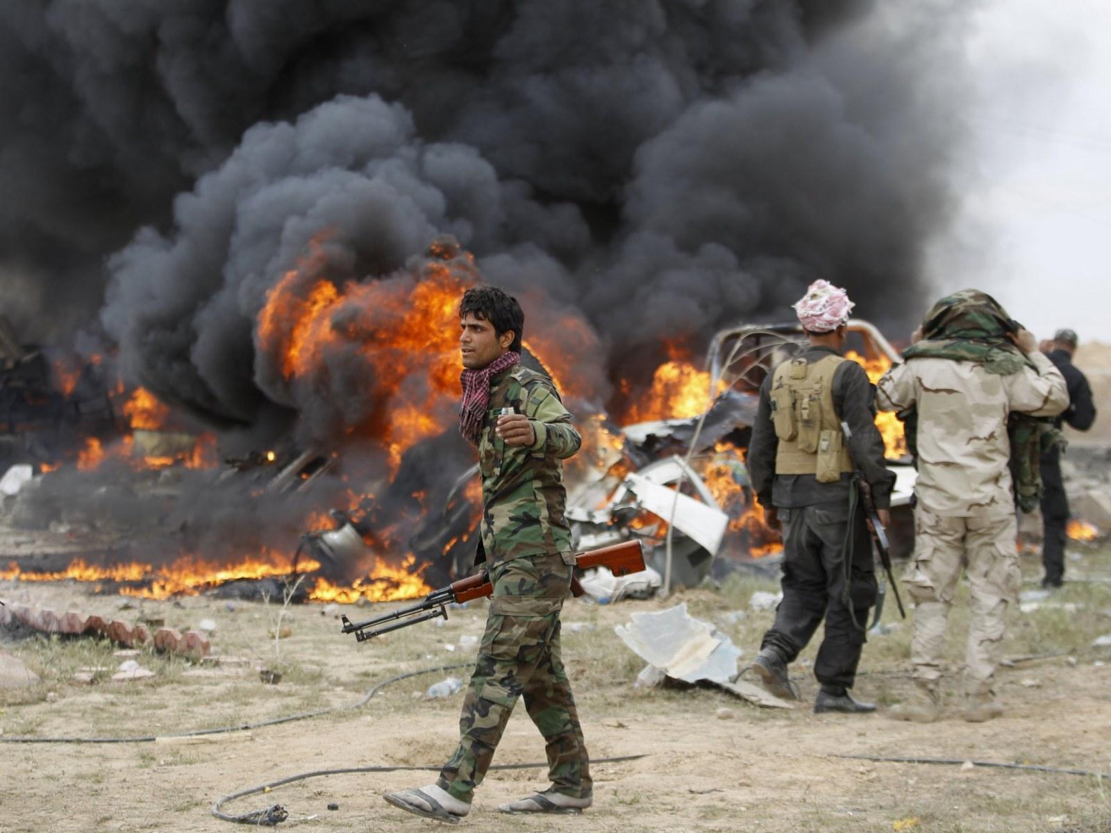 Baghdad Under Pressure to Stop Shia Militia War Crimes 1600x1200