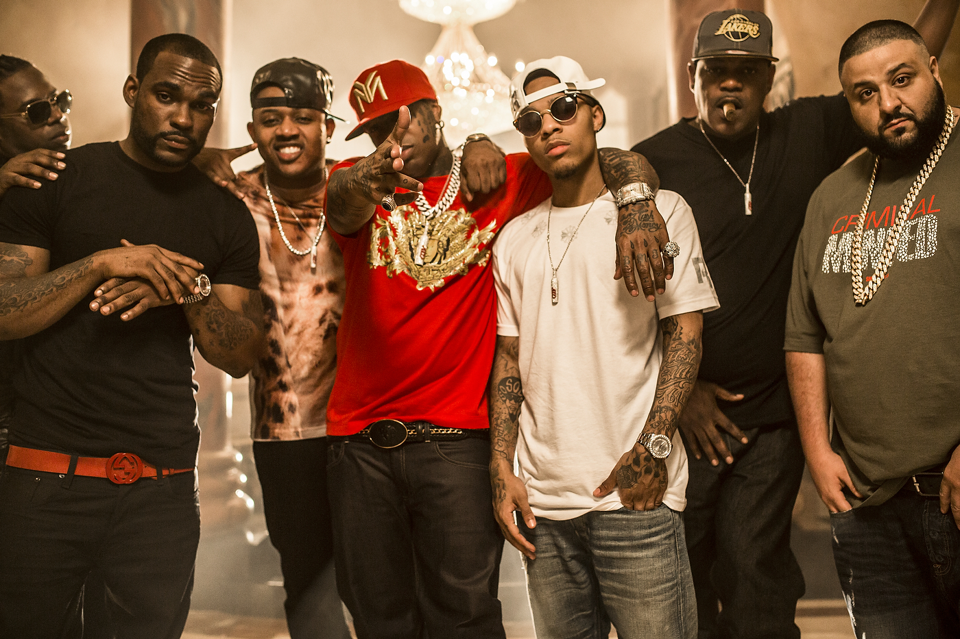 Behind The Scenes Rich Gang Tapout HipHop N More 1400x933