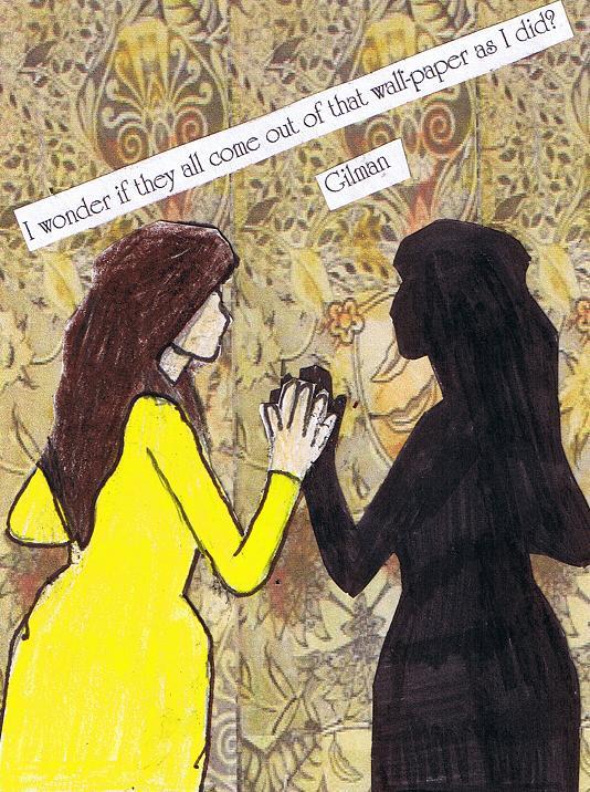 47 Charlotte Perkins Gilman The Yellow Wallpaper Analysis