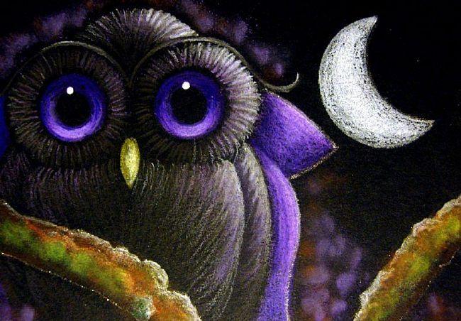 Wallpapers   Halloween Wallpapers Halloween Owl Wallpapers 650x452