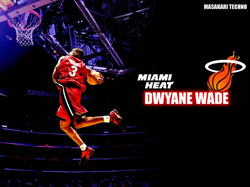 Dwyane Wade Dunk Wallpaper NBA Wallpaper HD Picture Resolution 1024x768