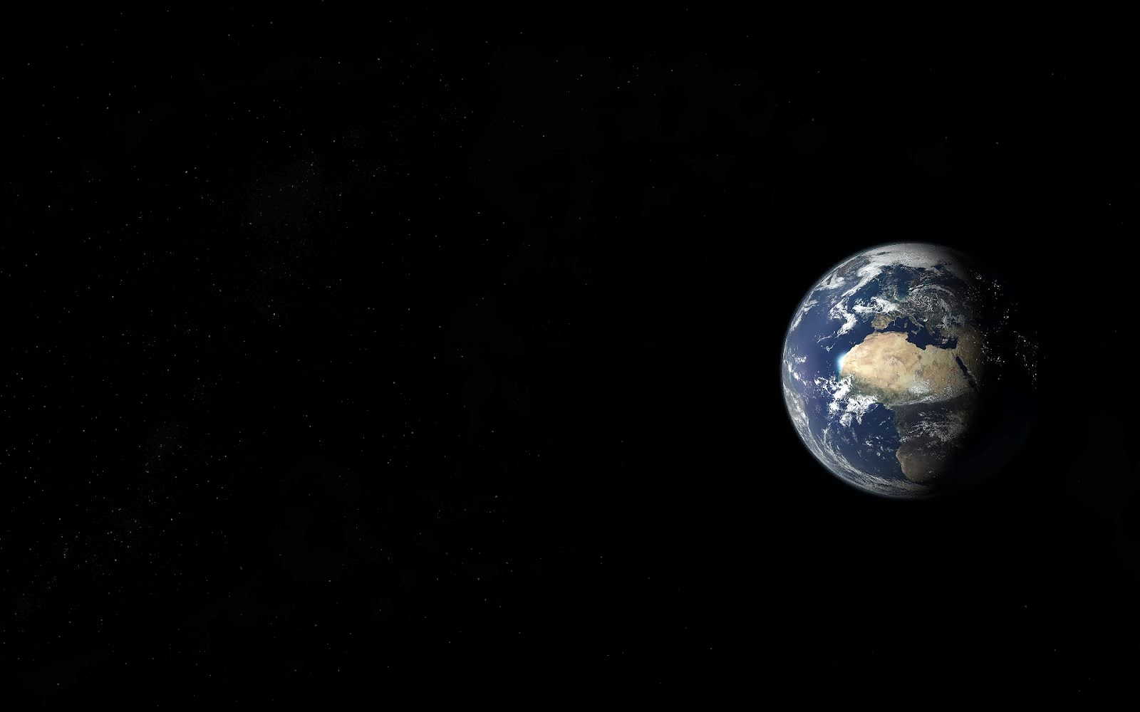 Earth From Space Wallpaper Space Wallpaper 1600x1000