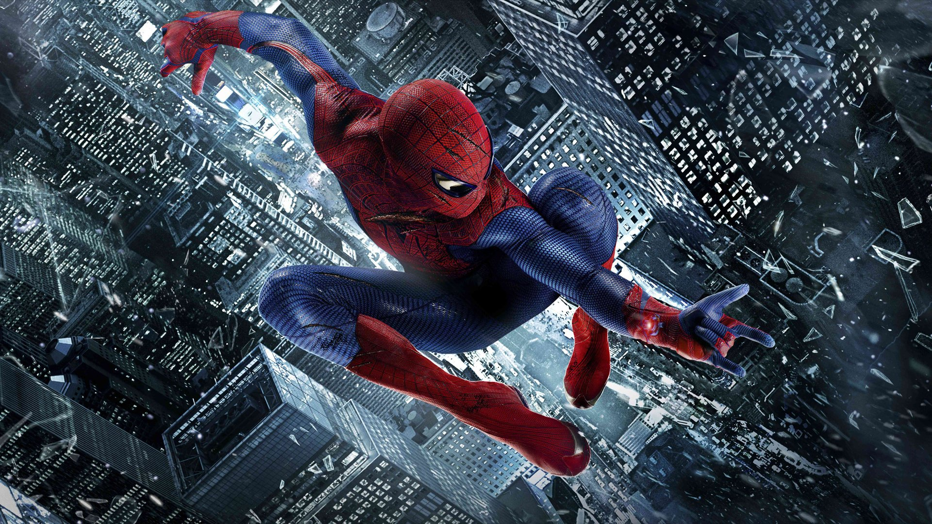 Spiderman HD Wallpaper 1920x1080 - WallpaperSafari