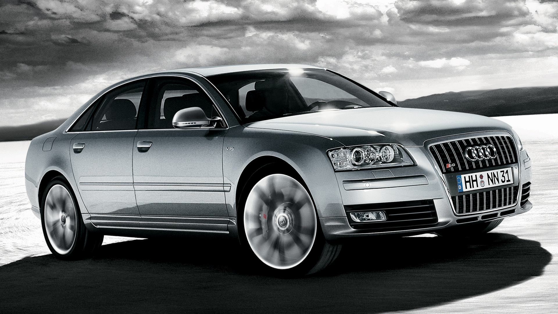 2008 Audi S8   Wallpapers and HD Images Car Pixel 1920x1080