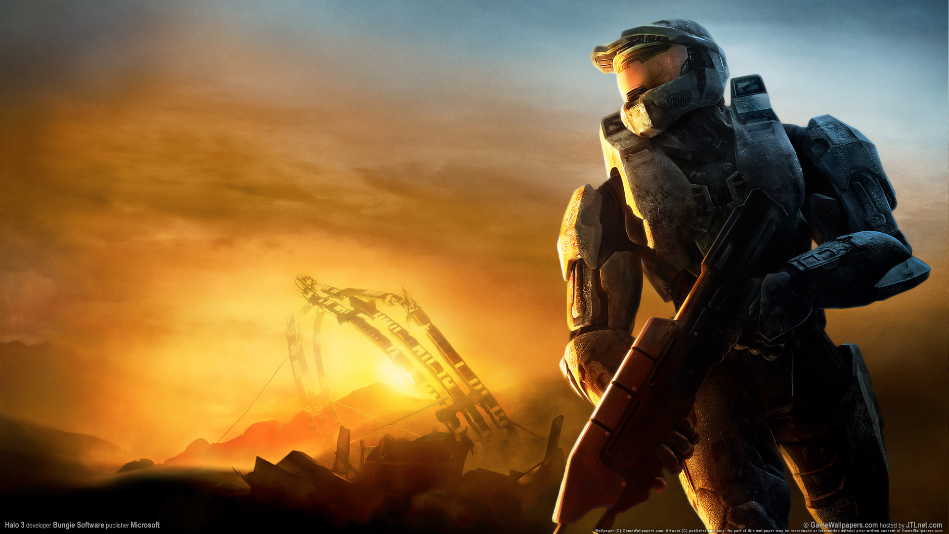 Halo 3 HD Wallpapers HD Wallpapers 1920x1080