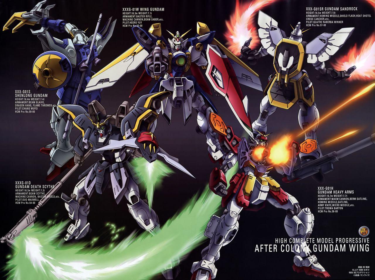 49] Gundam Wing Deathscythe Wallpaper on WallpaperSafari 1280x955